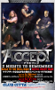 ACCEPT (アクセプト) 2 NIGHTS TO REMEMBER ~BALLS TO THE WALL Night & METAL HEART Night~